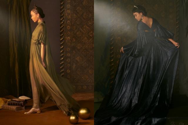 Noua colecție Dior, haute couture primăvară/vară 2021. Tarot pentru momente incerte