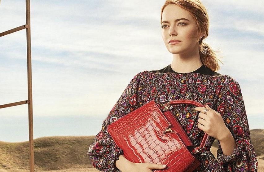Serviciul care facilitează vânzarea genților de mână Louis Vuitton