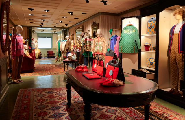 Gucci | Colecție centenară la Săptămâna Modei din Milano